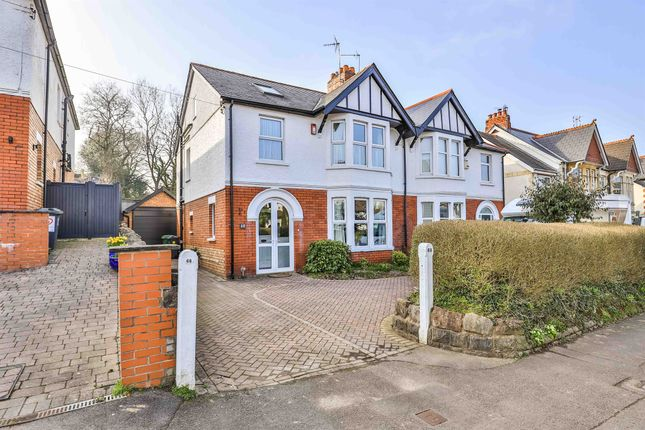 4 bed semi-detached house for sale in Heol Isaf, Radyr, Cardiff CF15