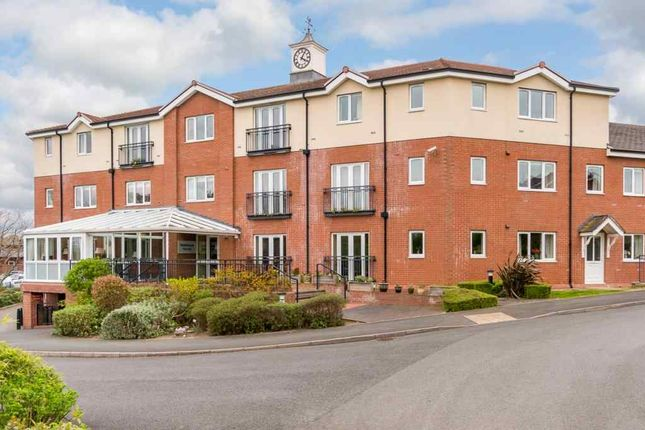 Thumbnail Flat for sale in Stanhill Road, Shrewsbury