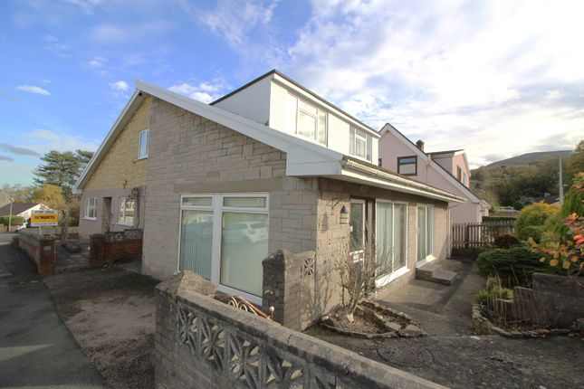 Thumbnail Detached house for sale in Orchard Close, Gilwern, Abergavenny