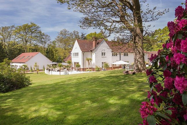 Thumbnail Detached house for sale in Oxshott Road, Leatherhead