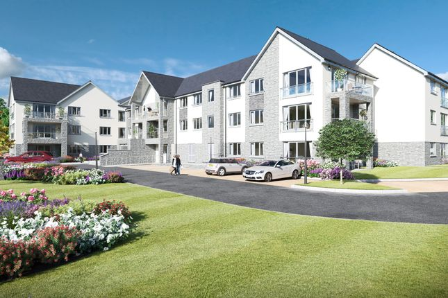 Thumbnail Flat for sale in Crookfur Road, Newton Mearns, East Renfrewshire
