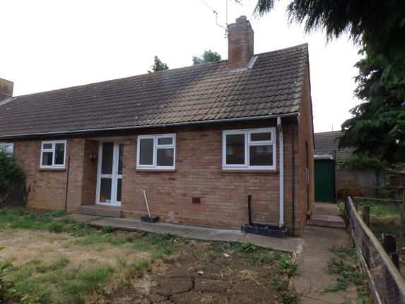 Thumbnail Bungalow for sale in The Close, Lower Quinton, Stratford-Upon-Avon