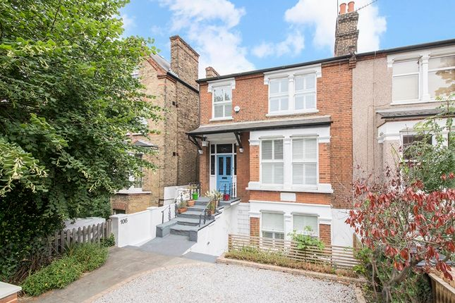 Thumbnail 5 bed end terrace house for sale in Devonshire Road, Forest Hill, London