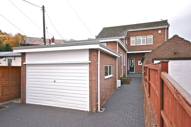 Thumbnail Detached house for sale in Plough Road, Wrockwardine Wood, Telford