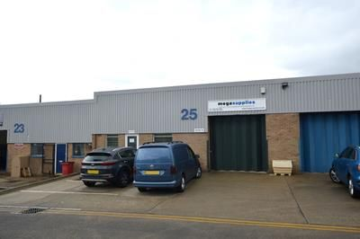 Thumbnail Light industrial to let in Unit 25, Silverwing Industrial Estate, Horatius Way, Croydon, Surrey