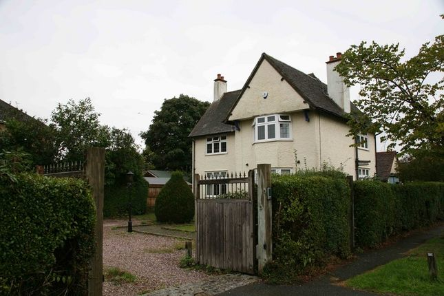 Thumbnail Detached house for sale in The Avenue, Old Windsor, Berkshire