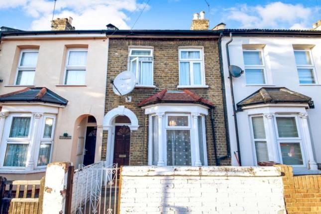 Thumbnail Terraced house for sale in Downsell Road, London