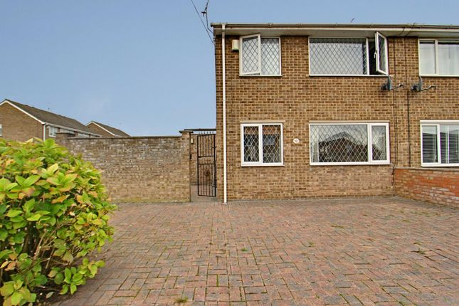 Thumbnail Semi-detached house for sale in Broad Oak, Bilton, Hull, East Riding Of Yorkshire
