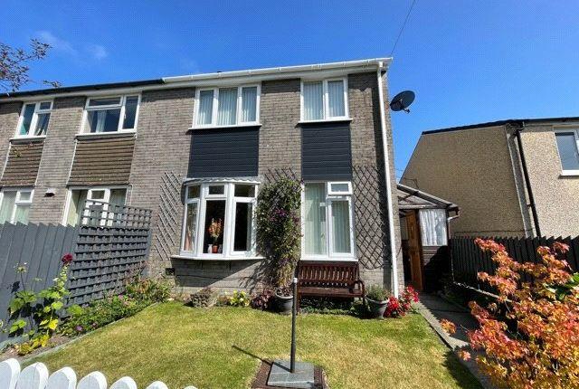 Semi-detached house for sale in Maes Y Coed, Aberhosan, Machynlleth, Powys