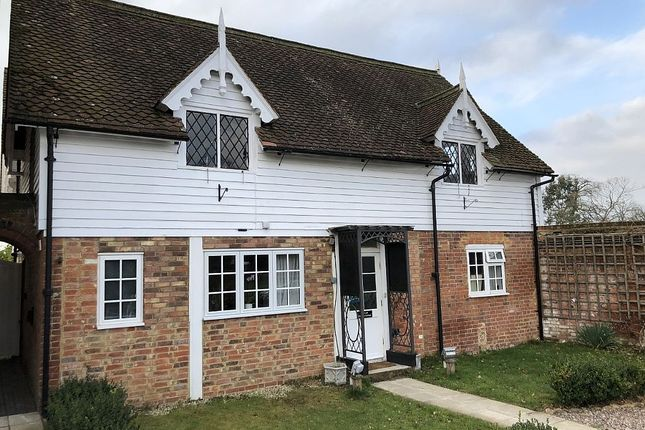 Thumbnail Flat to rent in Dormers Cottage, Bessels Green Road, Sevenoaks, Kent