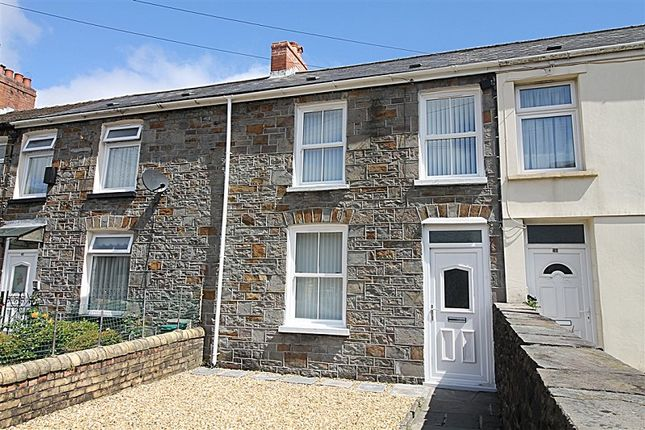 Thumbnail Terraced house for sale in Bute Street, Treherbert, Rhondda Cynon Taff.