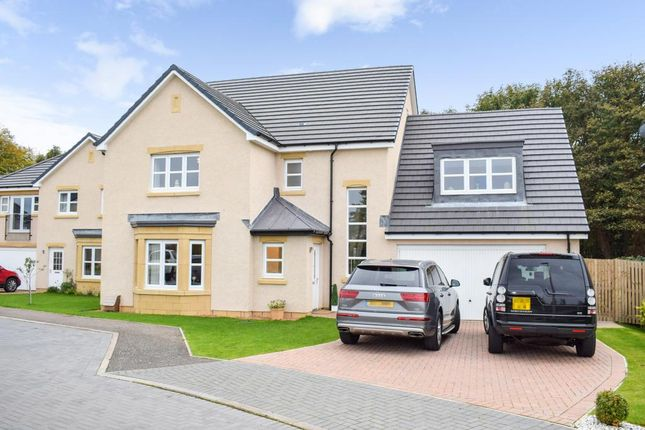 Thumbnail Detached house for sale in 6 Guthrie Tait Gardens, Dalkeith