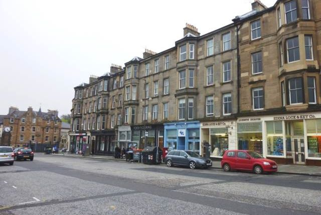 Thumbnail Flat to rent in Brandon Terrace, Edinburgh