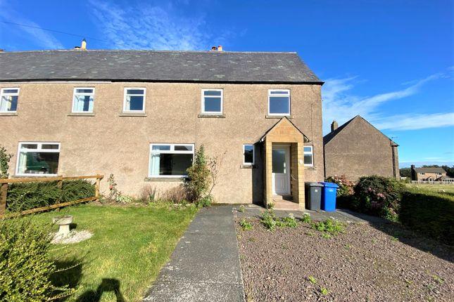 3 bed semi-detached house for sale in Mclaren Terrace, Belford NE70
