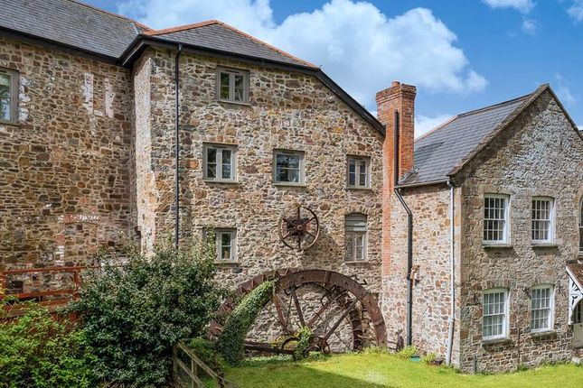 Thumbnail Barn conversion for sale in Mill Lane, North Tawton