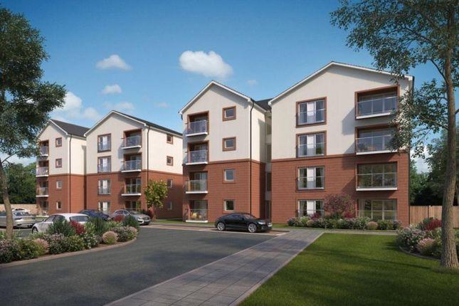 Thumbnail Flat to rent in Bothwell Mews, Bothwell Road, Uddingston