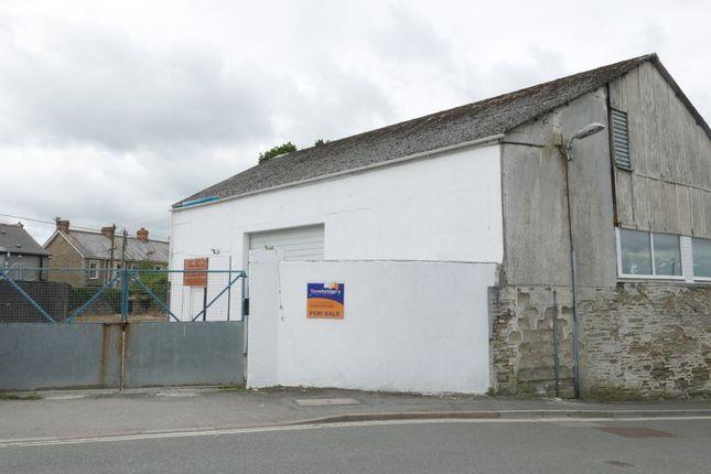 Thumbnail Parking/garage to rent in Lanchard Lane, Liskeard, Cornwall