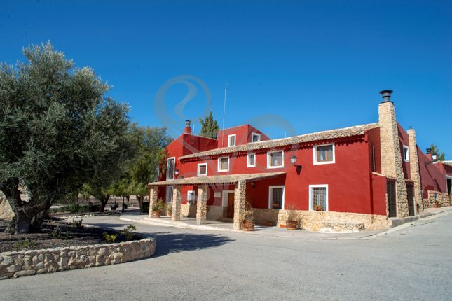 Thumbnail Hotel/guest house for sale in Finca, Jumilla, Murcia, Spain