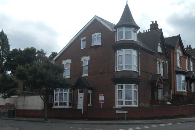 Thumbnail Semi-detached house for sale in Sandwell Road, Handsworth