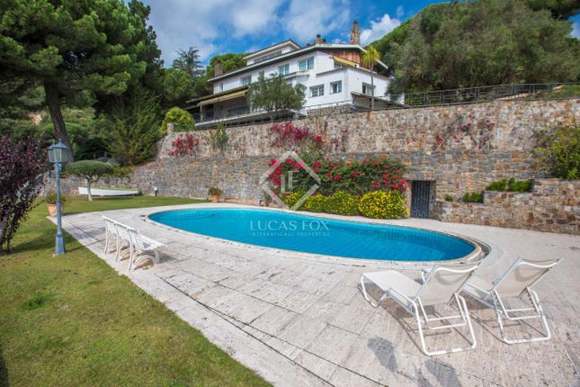 Thumbnail Villa for sale in Spain, Barcelona North Coast (Maresme), Sant Andreu De Llavaneres, Mrs8098