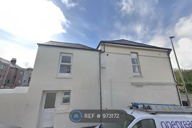 1 bed maisonette to rent in Wolseley Road, Plymouth PL2