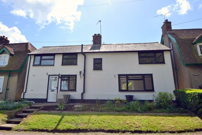 2 bed detached house to rent in Vicarage Road, Belchamp St. Paul, Sudbury