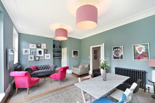 Thumbnail Semi-detached house to rent in Lauriston Road, Wimbledon