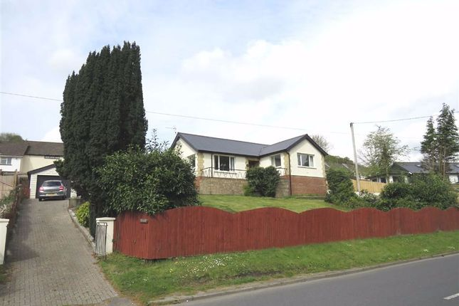 Detached bungalow for sale in New Road, Ynysybwl, Pontypridd
