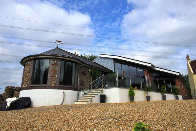 Thumbnail Detached bungalow for sale in Westerleigh Road, Westerleigh, Bristol