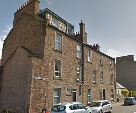 Thumbnail Flat for sale in Lorimer Street, Dundee