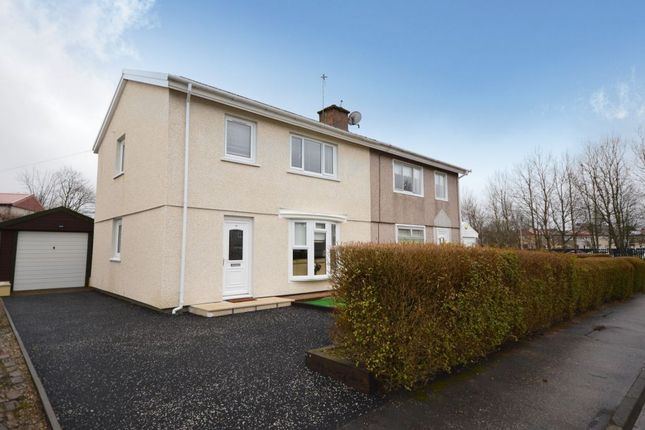 Thumbnail Semi-detached house for sale in 18 Ryemount Road, Barmulloch, Glasgow