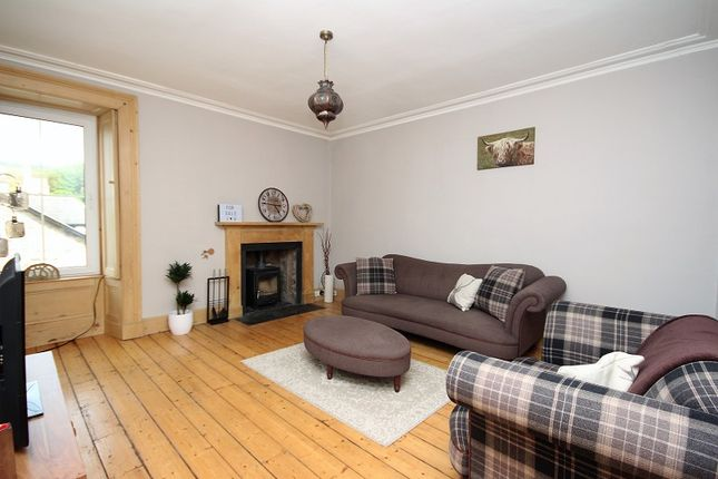 Lounge of 8B Millburn Road, Millburn, Inverness IV2