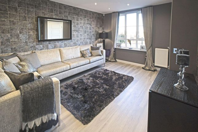 "Thumbnail End terrace house for sale in ""Balfour"" at Mugiemoss Road, Bucksburn, Aberdeen"