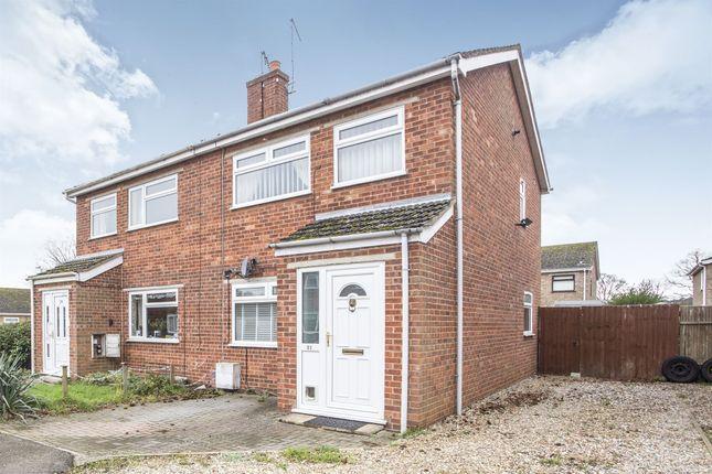 3 bed semi-detached house for sale in Shelduck Drive, Snettisham, King's Lynn
