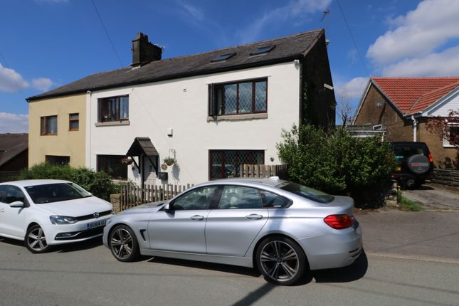 Thumbnail Semi-detached house for sale in Counthill Road, Oldham