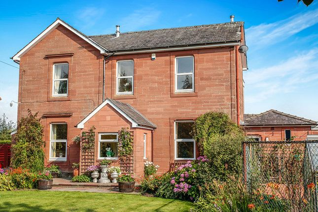 Thumbnail Detached house for sale in Maxwelltown, Dumfries