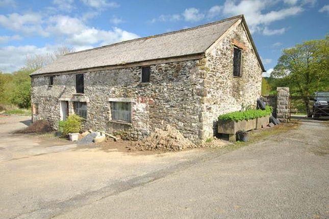 Thumbnail Cottage for sale in Rhydargaeau Road, Rhydargaeau, Carmarthen