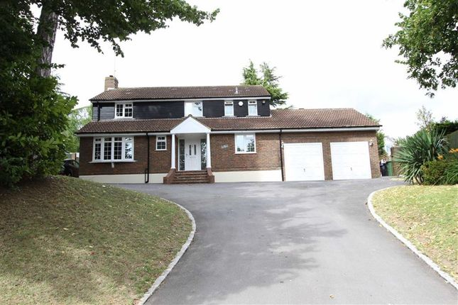Thumbnail Detached house for sale in Soulbury Road, Linslade, Leighton Buzzard