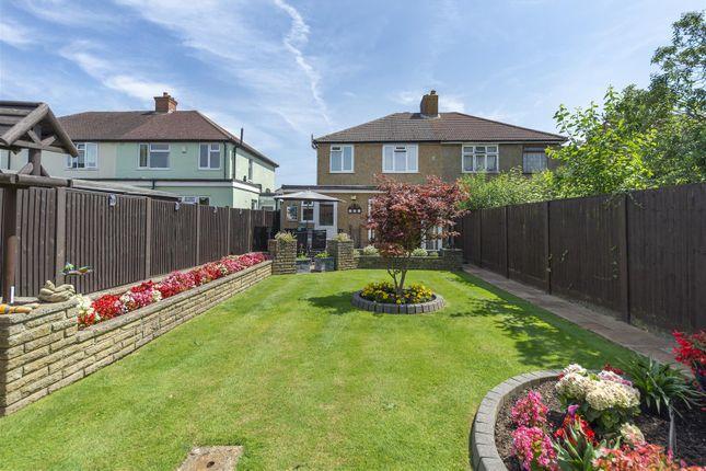 Thumbnail Semi-detached house for sale in Napier Road, Ashford