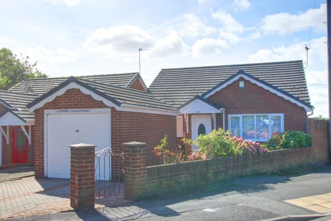 Thumbnail 3 bed bungalow for sale in Brinkburn Crescent, Houghton Le Spring