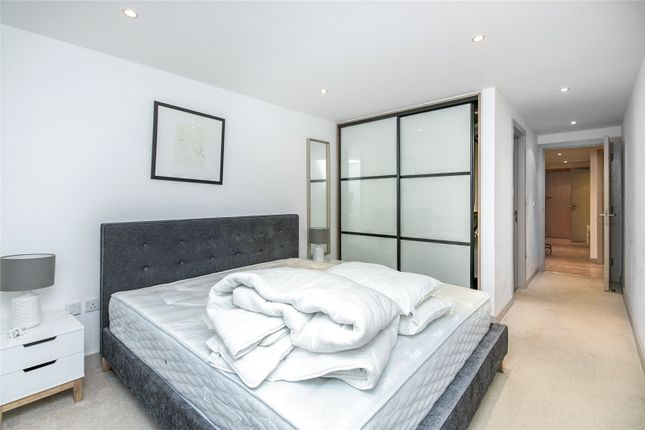 Bedroom of St. Clements House, 12 Leyden Street, London E1