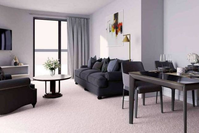 Thumbnail Flat for sale in Lexicon, Harrow