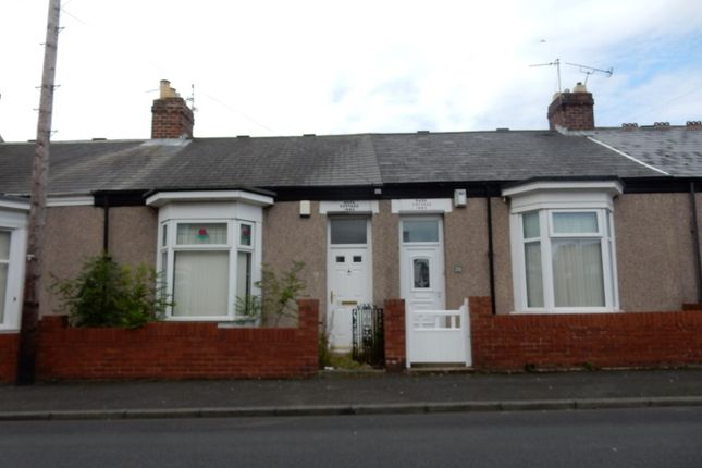 Thumbnail 2 bed terraced bungalow for sale in 32 Hendon Valley Road, Sunderland, Tyne And Wear