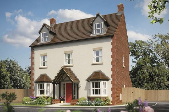 Thumbnail Detached house for sale in Peels Meadow, Ashby Road, Tamworth