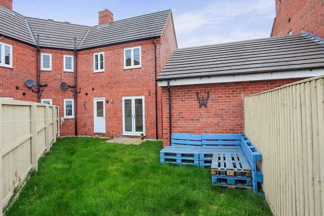 Thumbnail Semi-detached house to rent in Charlotte Way, Peterborough