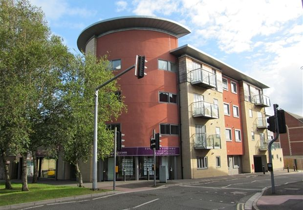 Thumbnail Flat to rent in Clarence Street, Yeovil