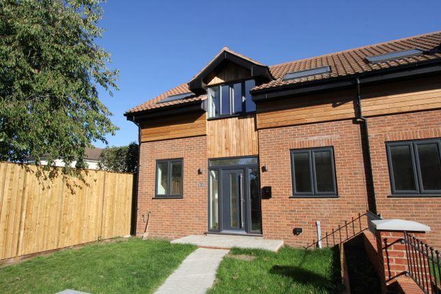 Thumbnail End terrace house to rent in Herriard, Basingstoke