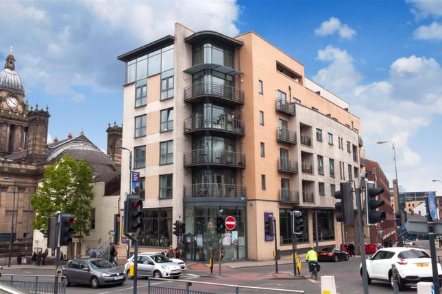 Thumbnail Flat for sale in Calverley Street, Leeds