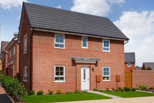 """Thumbnail End terrace house for sale in """"Moresby"""" at Poplar Way, Catcliffe, Rotherham"""