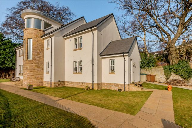 Thumbnail Detached house for sale in Comely Park Lane, Dunfermline, Fife